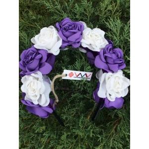 Ободок «Розы» AA01-39