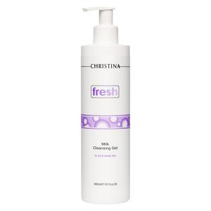 Молочный очищающий гель для сухой и нормальной кожи Christina Fresh Milk Cleansing Gel 300 мл