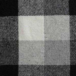 Плед-покрывало полушерстяной 140х200см 250г/м2 19P-1-grey (Серый)