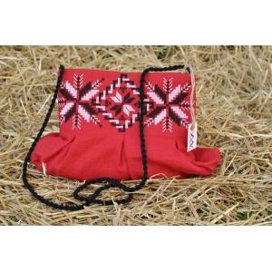Клатч с вышивкой S16-261