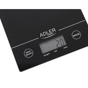 Весы кухонные Adler AD 3138 black