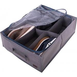 Органайзер для хранения обуви на 6 пар Grey-O-6 (Серый)