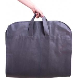 Кофр для одежды с ручками 110*10 см HCh-110-10-grey (Серый)