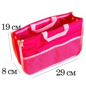 Органайзер В Сумку B003-rose (Розовый)