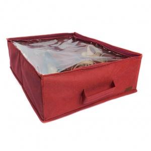 Органайзер для хранения обуви на 6 пар BD-O-6 (Бордовый)