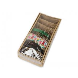 Коробочка для носочков/колгот/ремней с крышкой Beg-Nsk-Kr (Бежевый)