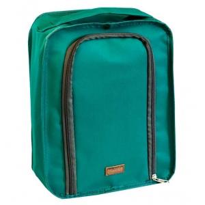 Органайзер для обуви в чемодан C018-green (Зеленый)