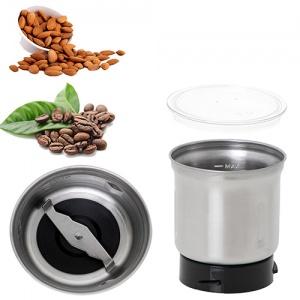 Чаша для кофемолки Camry CR 4444.1 с измельчителем и крышкой Металлик
