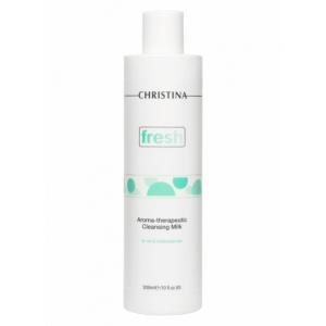 Средство для умывания Christina Professional Fresh Aroma Theraputic Cleansing Milk for oily skin Очищающее молочко для жирной кожи 300 мл