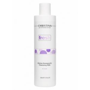 Средство для умывания Christina Professional Fresh Aroma Theraputic Cleansing Milk for dry skin Очищающее молочко для сухой кожи 300 мл