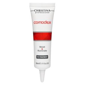 Крем для лица Christina Professional Comodex Moist Illuminate Eye Treatment Увлажняющий крем для зоны вокруг глаз Сияние 30 мл