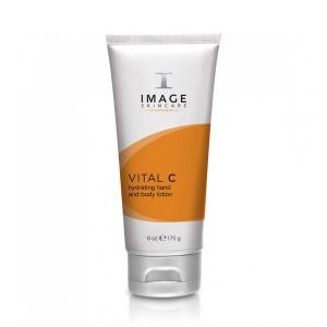 Увлажняющий лосьон для рук и тела Image Skincare Vital C Hydrating Hand And Body Lotion 170 гр