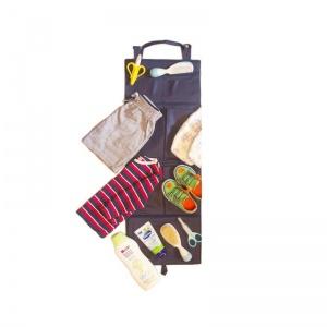 Подвесной органайзер для шкафчика в детский сад E002-siniy (синий)