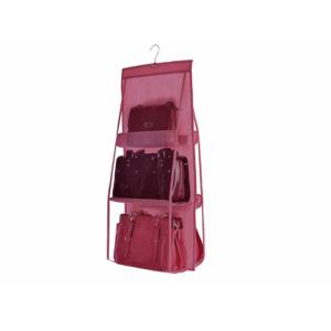 Подвесной органайзер для хранения сумок L HBag-L-rose (Розовый)