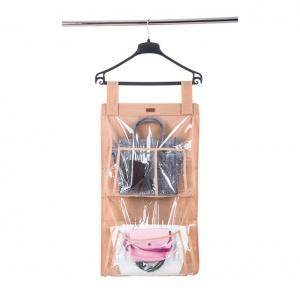 Подвесной органайзер для хранения сумок Plus HBag-Plus-brown (Бежевый)