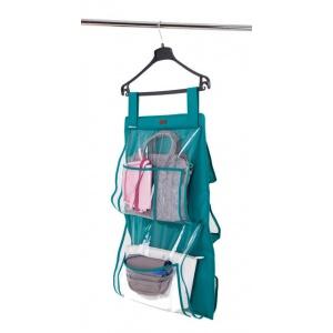 Подвесной органайзер для хранения сумок Plus HBag-Plus-sky-blue (Лазурь)