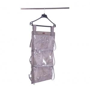 Подвесной органайзер для хранения сумок S HBag-S-grey (Серый)
