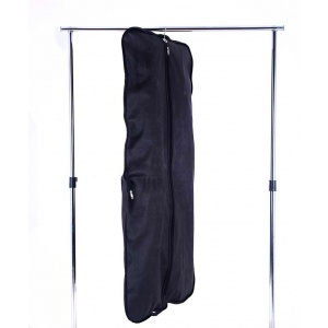Складной чехол дорожный для одежды с ручками 60*130 см HCh-130-black (Черный)