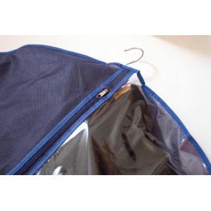 Кофр для хранения одежды 60*150 см HCh-150-siniy (Синий)