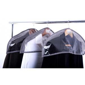 Комплект накидок-чехлов для одежды 3 шт HN-3-grey (Серый)