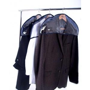 Комплект накидок-чехлов для одежды 3 шт HN-3-siniy (Синий)