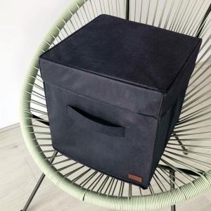 Короб с крышкой для хранения вещей HY-Kr-blue (Синий)