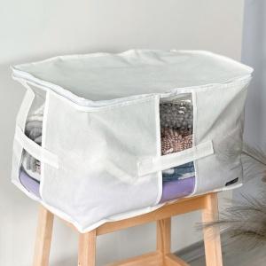 Текстильный органайзер для хранения XL HS-XL-white (Белый)