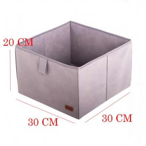 Коробка для хранения вещей L HY-L-grey (Серый)