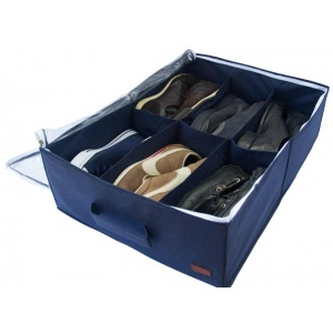 Органайзер для хранения обуви на 6 пар Jns-O-6 (Синий)