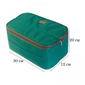 Двойной дорожный органайзер для белья C003-zeleniy (Зеленый)