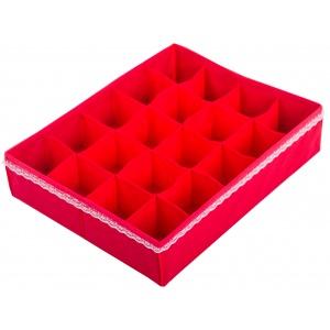 Коробочка для белья KM001 (Красный)