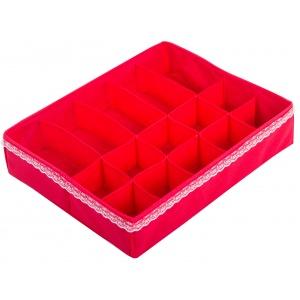 Двойной органайзер для белья KMK001 (Красный)