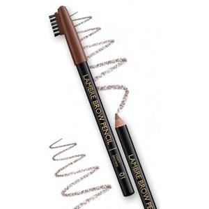 Карандаш для бровей LAMBRE BROW PENCIL №01 Светло-коричневый