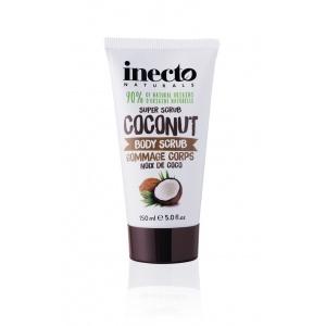 Скраб для тела разглаживающий Inecto Naturals Coconut Body Scrub 150 ml