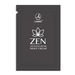 Крем ночной восстанавливающий со стволовыми клетками бурого риса ZEN Line 50мл