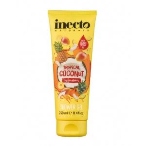Гель для душа Тропический с маслом кокоса, 250 мл