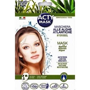 Гидрогелевая маска с натуральными атлантическими водорослями
