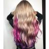 Пигмент для волос прямого действия Sinergy Розовый, 150 мл