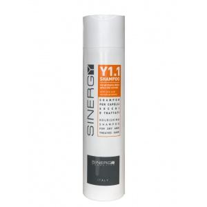 Шампунь для сухих и поврежденных волос Y1.1 Sinergy 250 мл