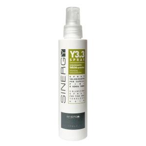 Спрей лосьон для объема и распутывания волос Y3.3 Sinergy 150 мл