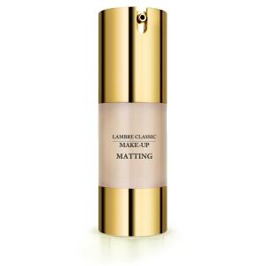 Матирующая тональная основа MATTING MAKE-UP Gold №1 Нейтральный бежевый 30 мл