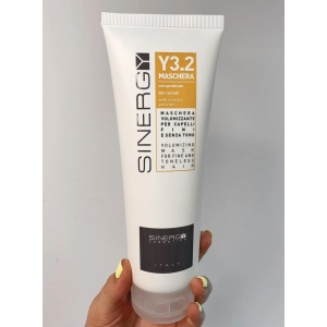 Маска для об'єму тонкого волосся Synergy Y3.2, 250 мл