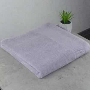 Комплект махровых полотенец 3шт GM Textile 50х90см, 50х90см, 70х140см Line 450г/м2 (Пепельный)