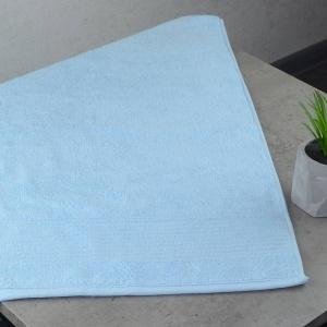 Комплект махровых полотенец 3шт GM Textile 50х90см, 50х90см, 70х140см Line 450г/м2 (Светло-голубой)