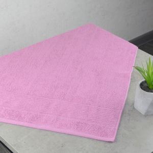 Комплект махровых полотенец 3шт GM Textile 50х90см, 50х90см, 70х140см Line 450г/м2 (Пудровый)