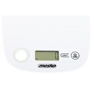 Весы кухонные Mesko MS 3159 white