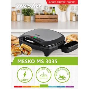Гриль контактный Mesko MS 3035