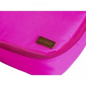 Дорожный органайзер для косметики с отстегивающимся кармашком C011-pink (розовый)