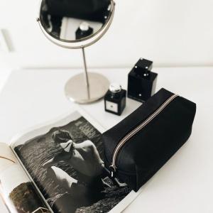 Большая косметичка K019-black (черный)