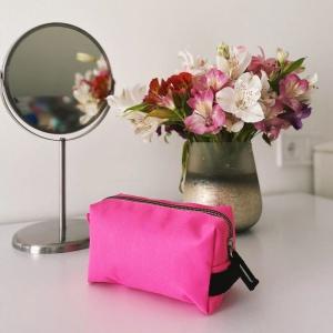 Большая косметичка K019-pink (розовый)